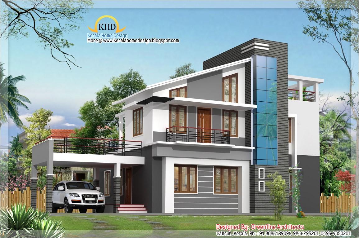 modern house plans duplex