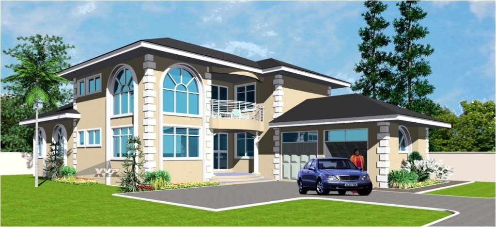 Modern House Plans In Ghana House Design for Uganda Niger Cameroon and Cote D 39 Ivoire
