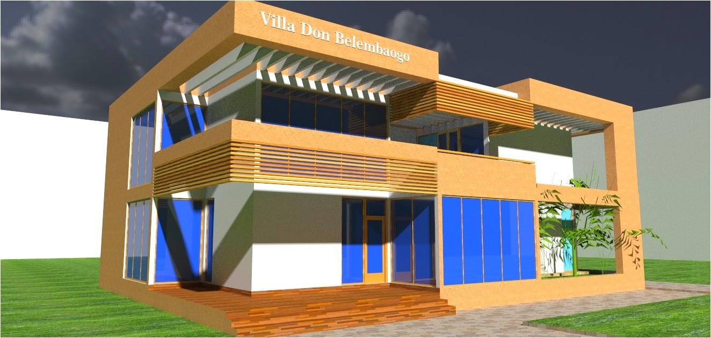 modern house plans ghana