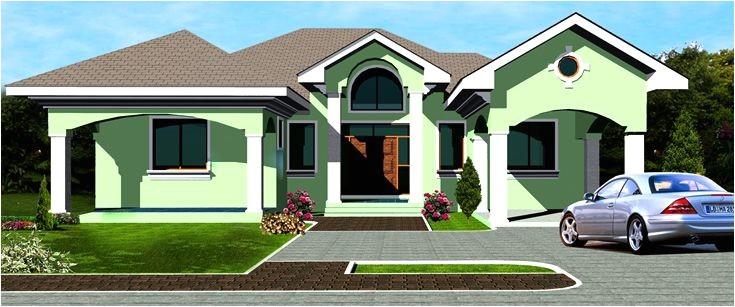 modern house designs ghana
