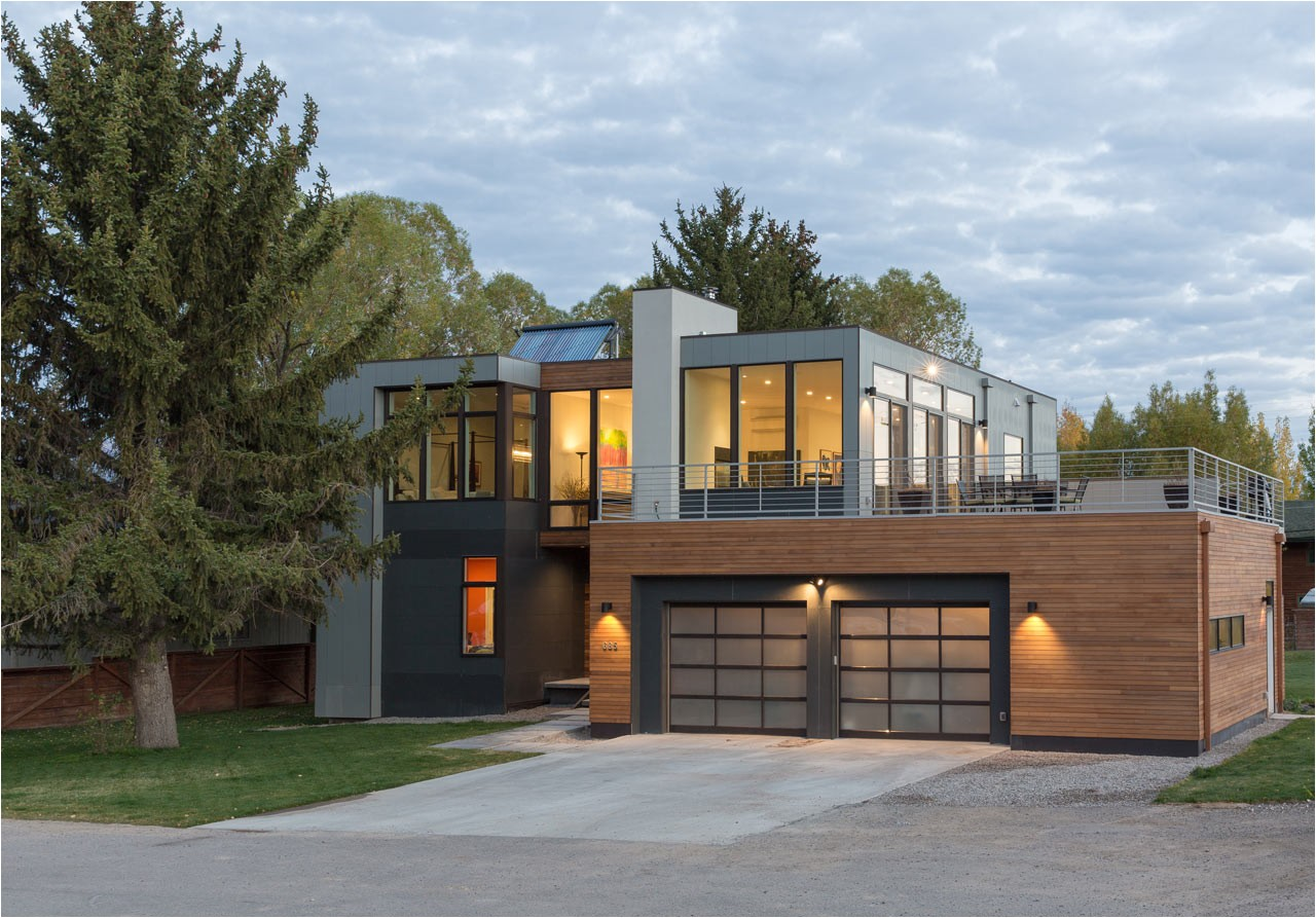gorgeous 60 build a modern home for 200k