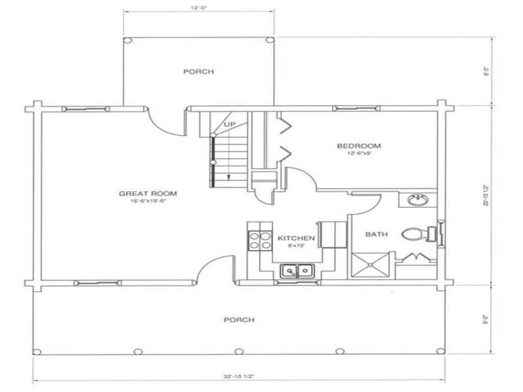 302c80970583af41 modern log cabin floor plans log cabin kitchens