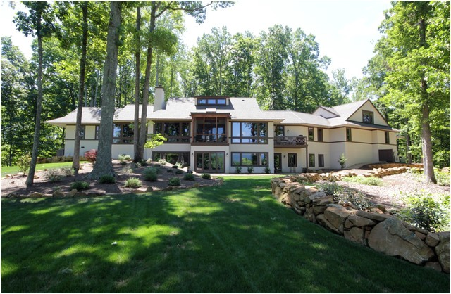 modern contemporary post and beam home contemporary exterior other metro