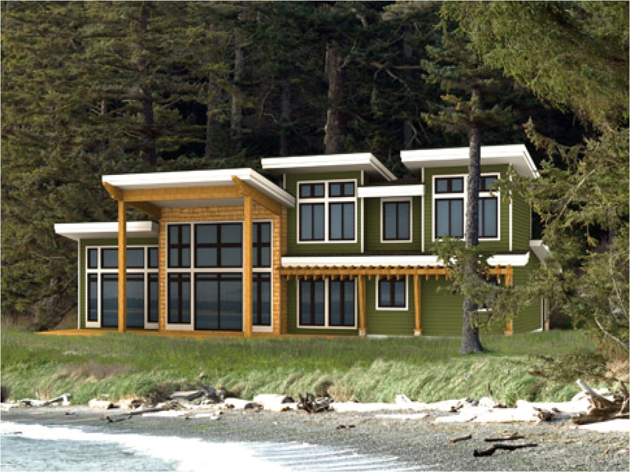 Modern Post and Beam Home Plans Small Post and Beam Homes Modern Post and Beam Home Plans
