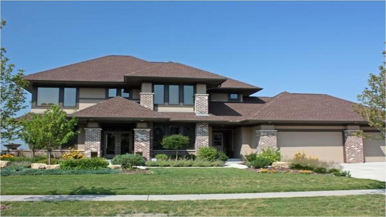 Modern Prairie Style Home Plans Modern Prairie Style House Plans