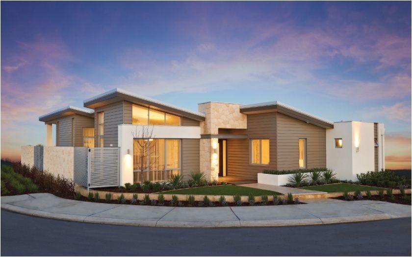 popular modern single storey house designs