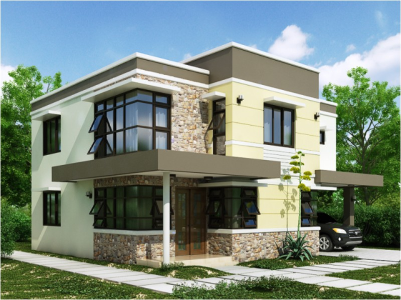very modern house design
