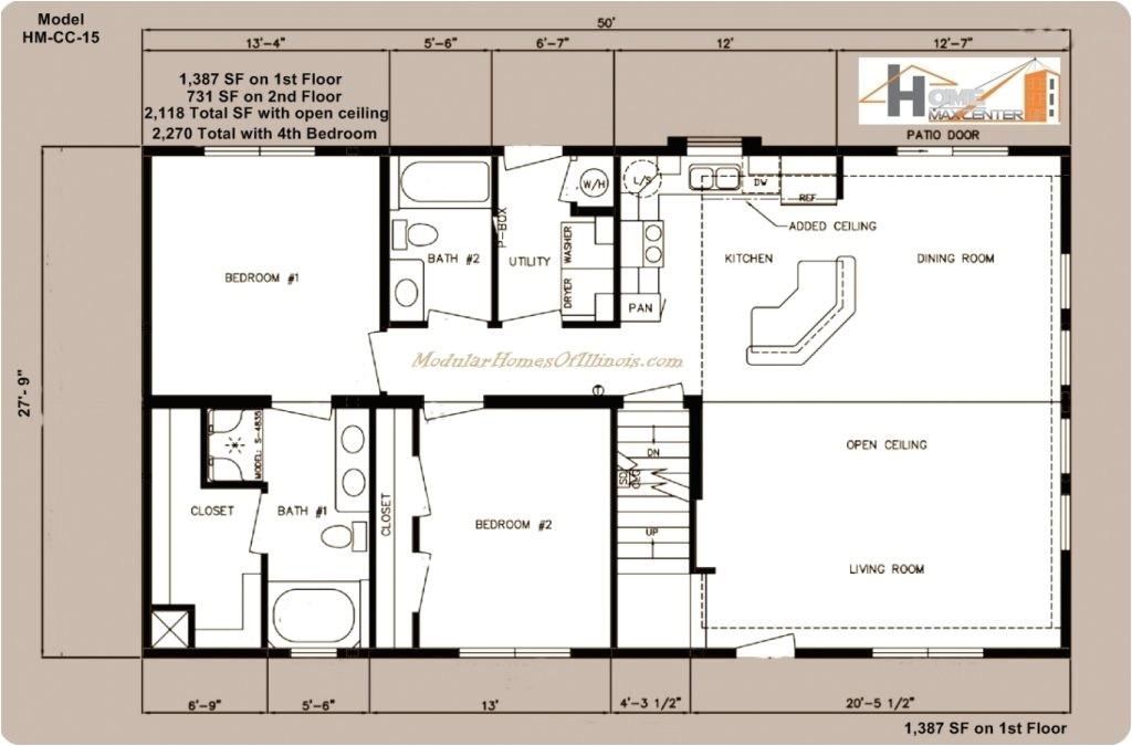 luxury modular home floor plans illinois