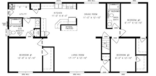 manufactured homes floor plans illinois home design and decor ideas in manufactured homes floor plans