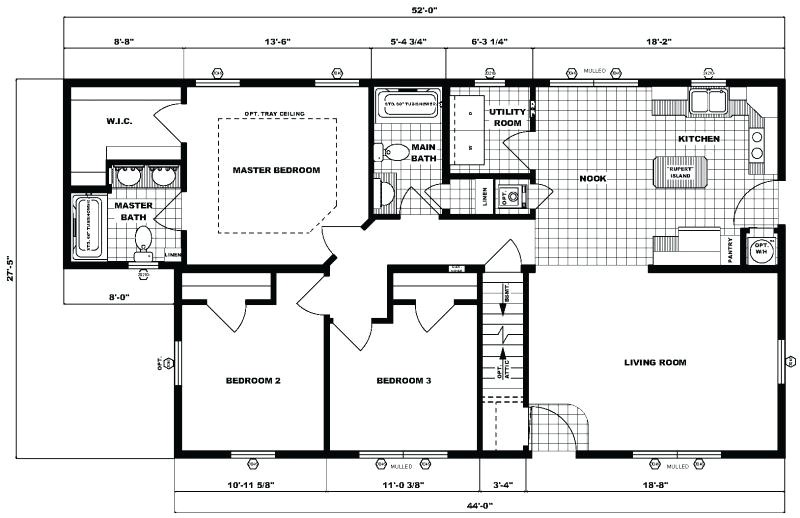 manufactured homes plans