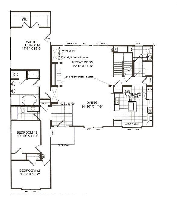 modular home floor plans nc