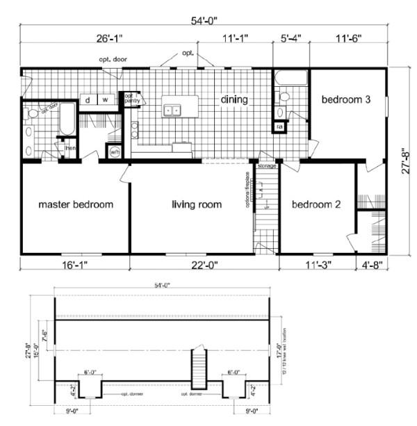 modular homes floor plans prices nc