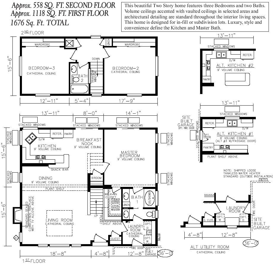 fuqua manufactured homes floor plans