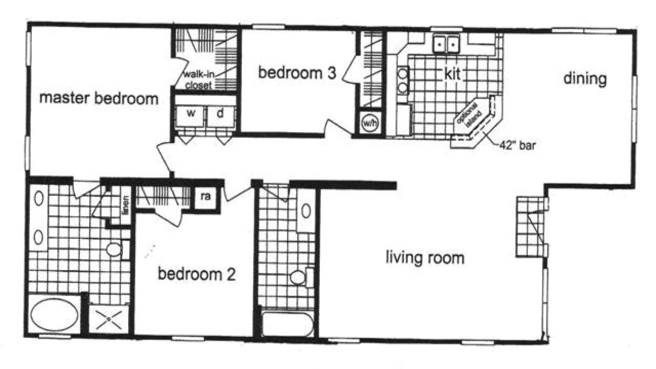 Modular Homes Open Floor Plans Cottage Modular Home Floor Plans Prefab Cabins and