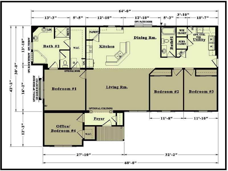 modular home floor plans