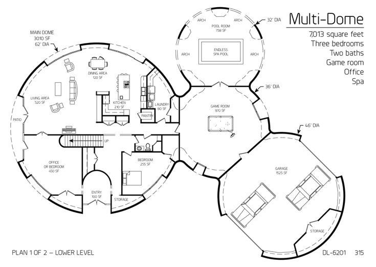 round homes