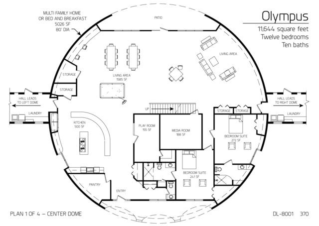 floor plans multi level