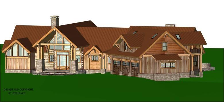 luckyman ranch house plan