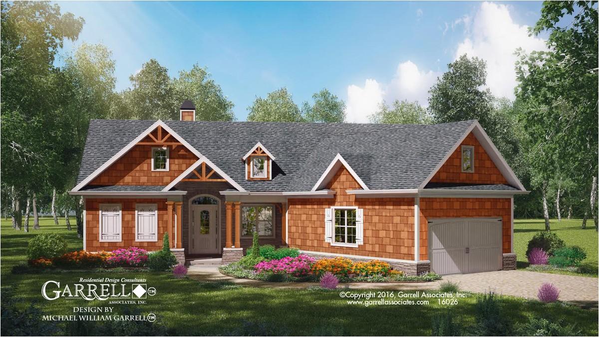 montana cabin house plan