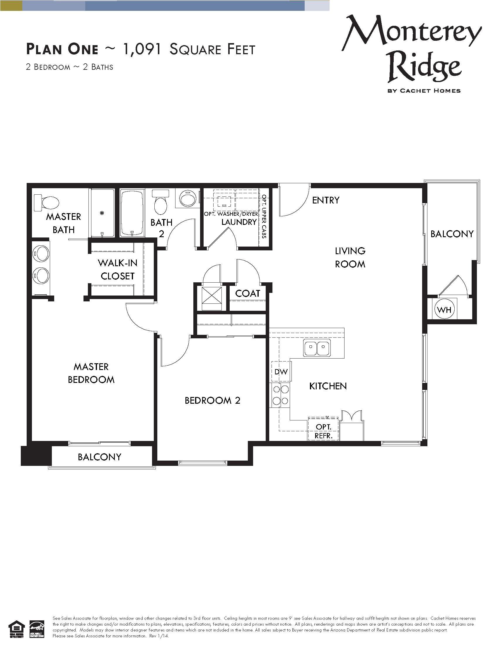monterey homes floor plans scottsdale