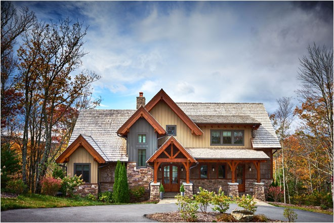 Moss Creek Home Plans Bitterroot Rustic Home Designs Rustic House Plans