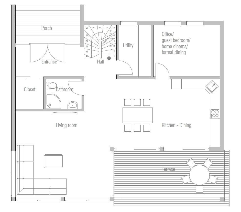 most economical house plans
