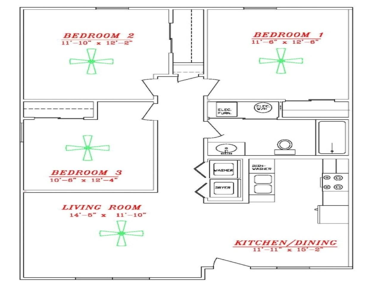 most efficient house plans