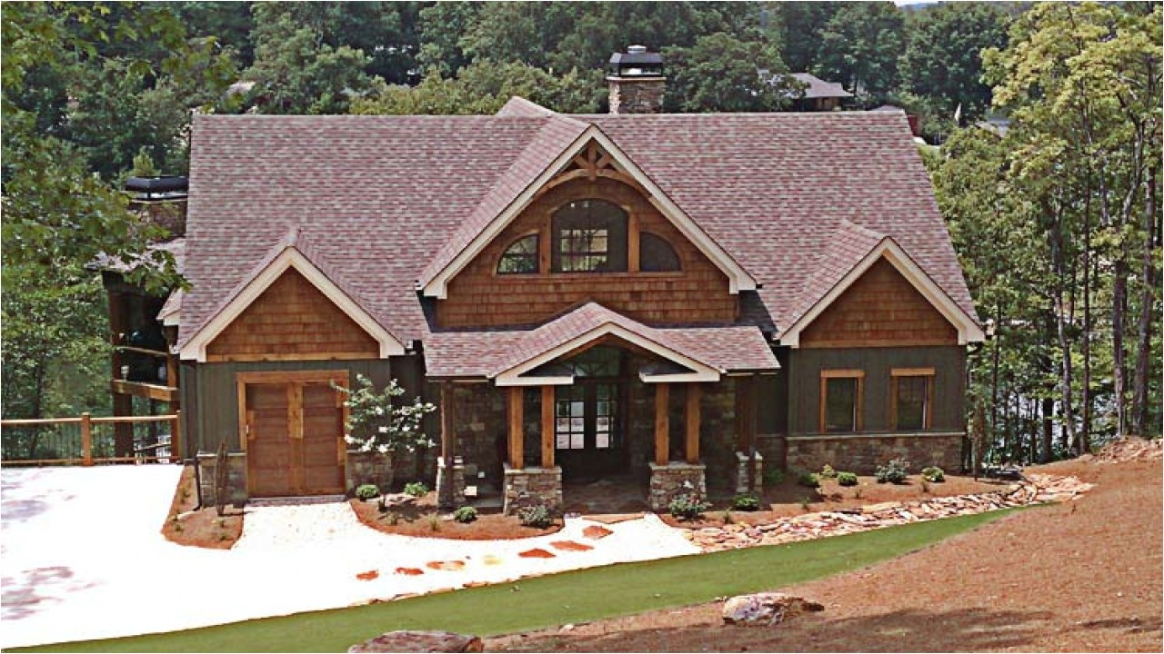 cd2ac9c76375261f single story craftsman house plans mountain craftsman house plans