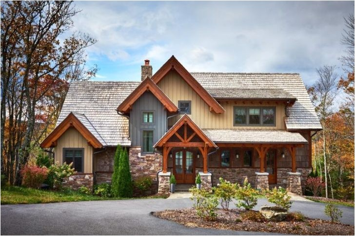 Mountain Home Plans with Basement Small Mountain House Plans with Walkout Basement Archives