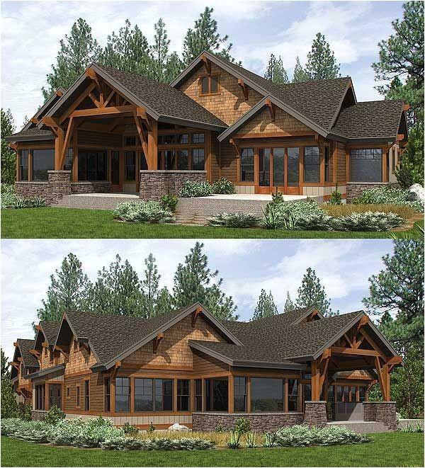 mountain craftsman house plans shtml