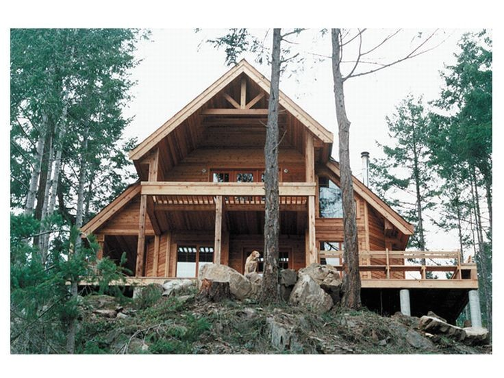 Mountain House Plans with A View Mountain Home Plans 2 Story Mountain House Plan Design