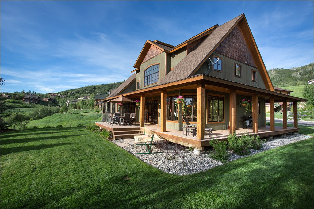 steamboat mountain home dreams