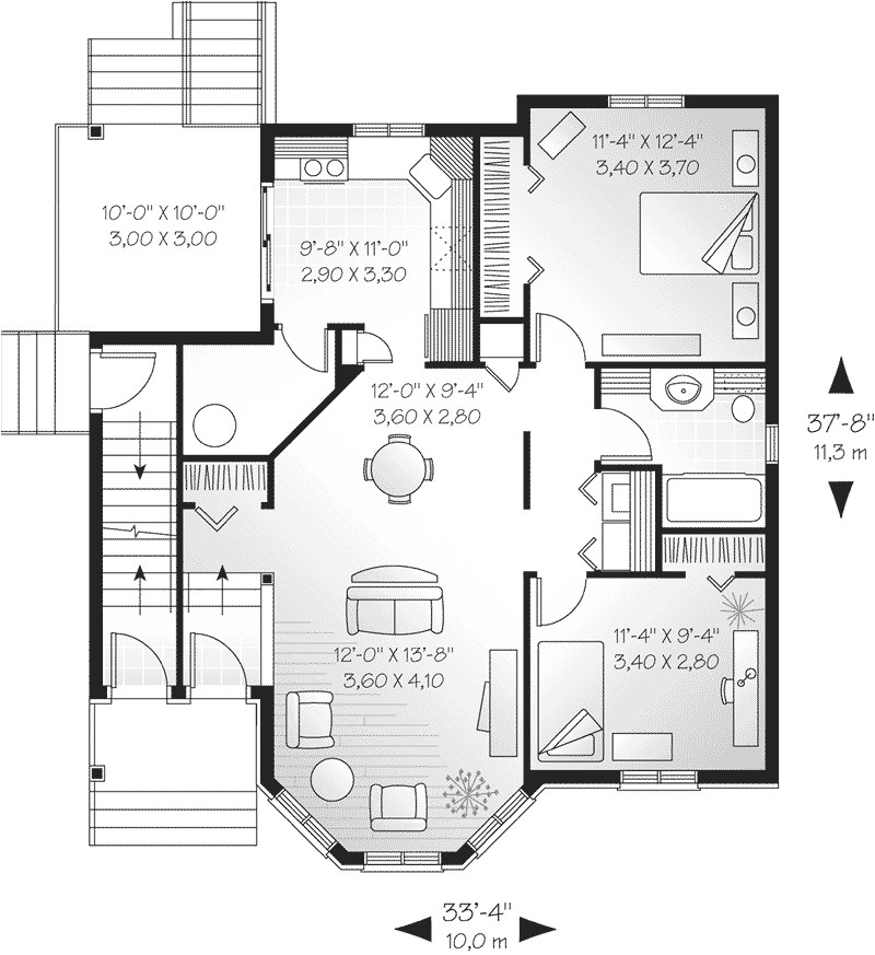 multi family house plans lovely unit multi family house plan particular awesome homes floor plans