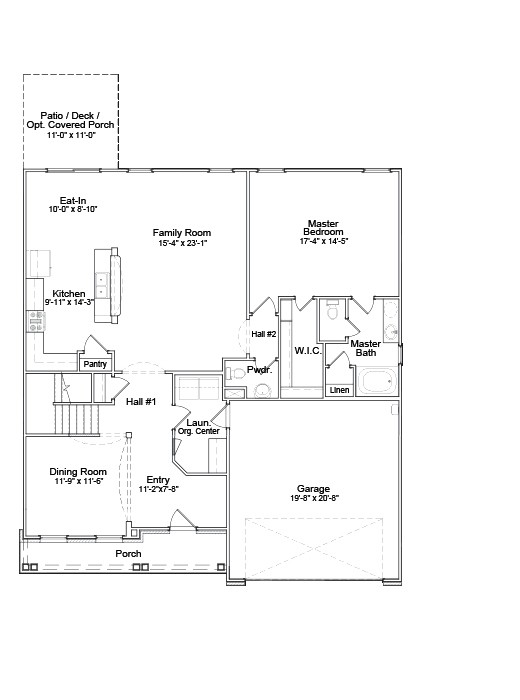 mungo homes patterson floor plan