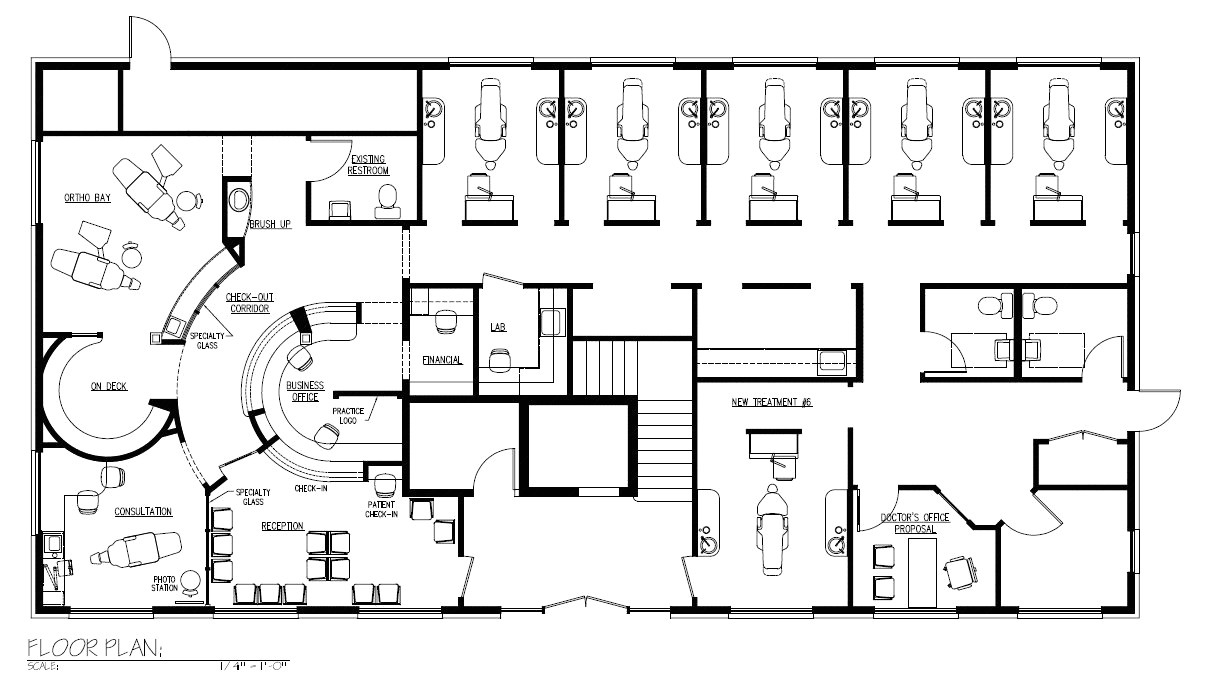 dental office floor plans lovely dental fice design floor plan how to review and revise