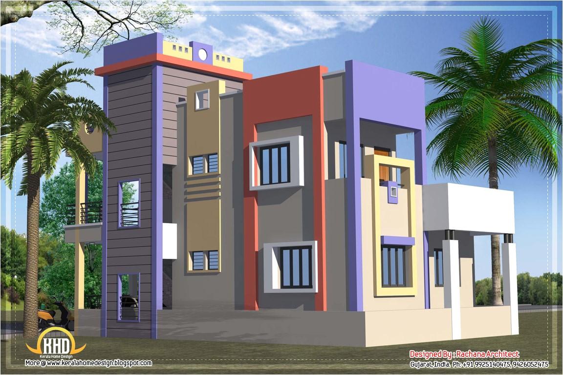 1582 sqft india house plan