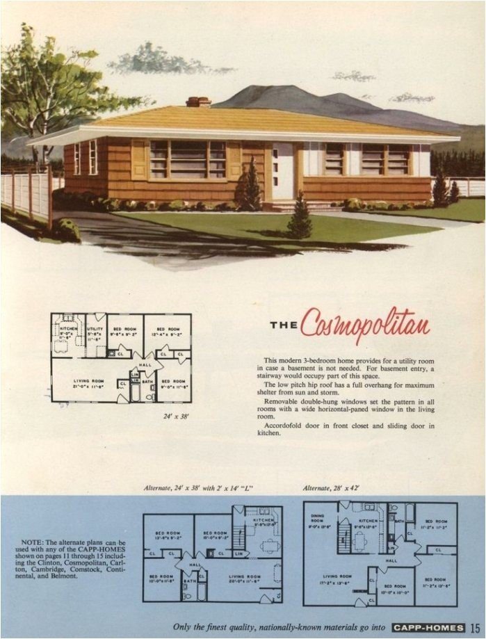 new national homes corporation floor plans