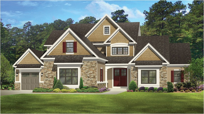 high resolution house plans new 5 new american house plan designs