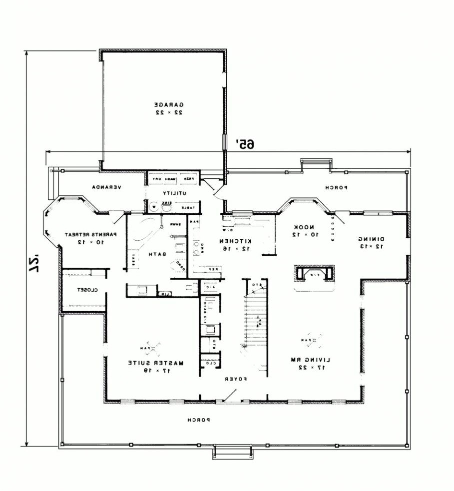 640x692 through the thousands of pictures on the internet about new england country homes floor plans country home floor plans 1 5641163