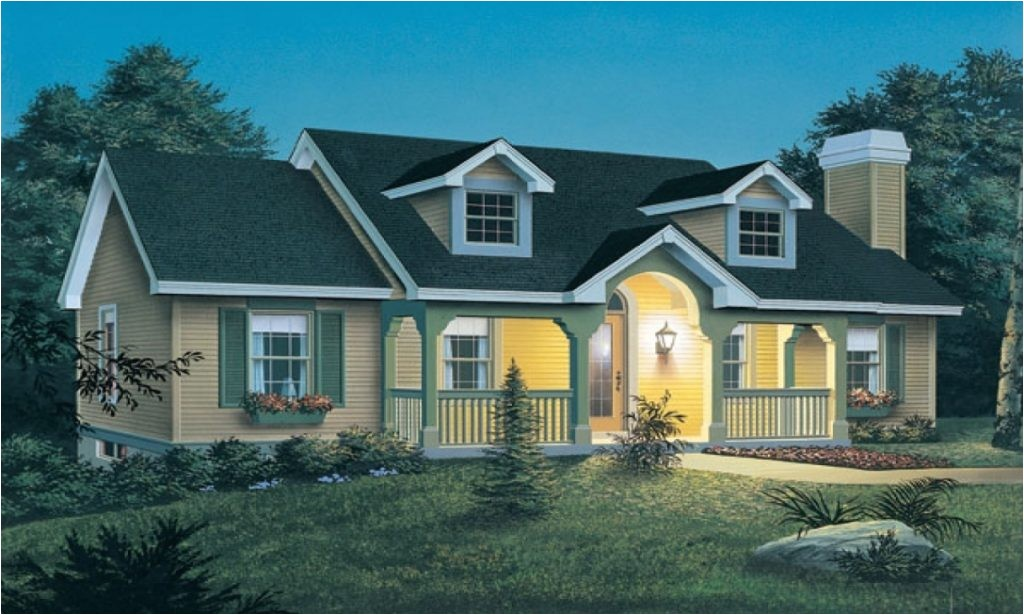great new england country homes floor plans