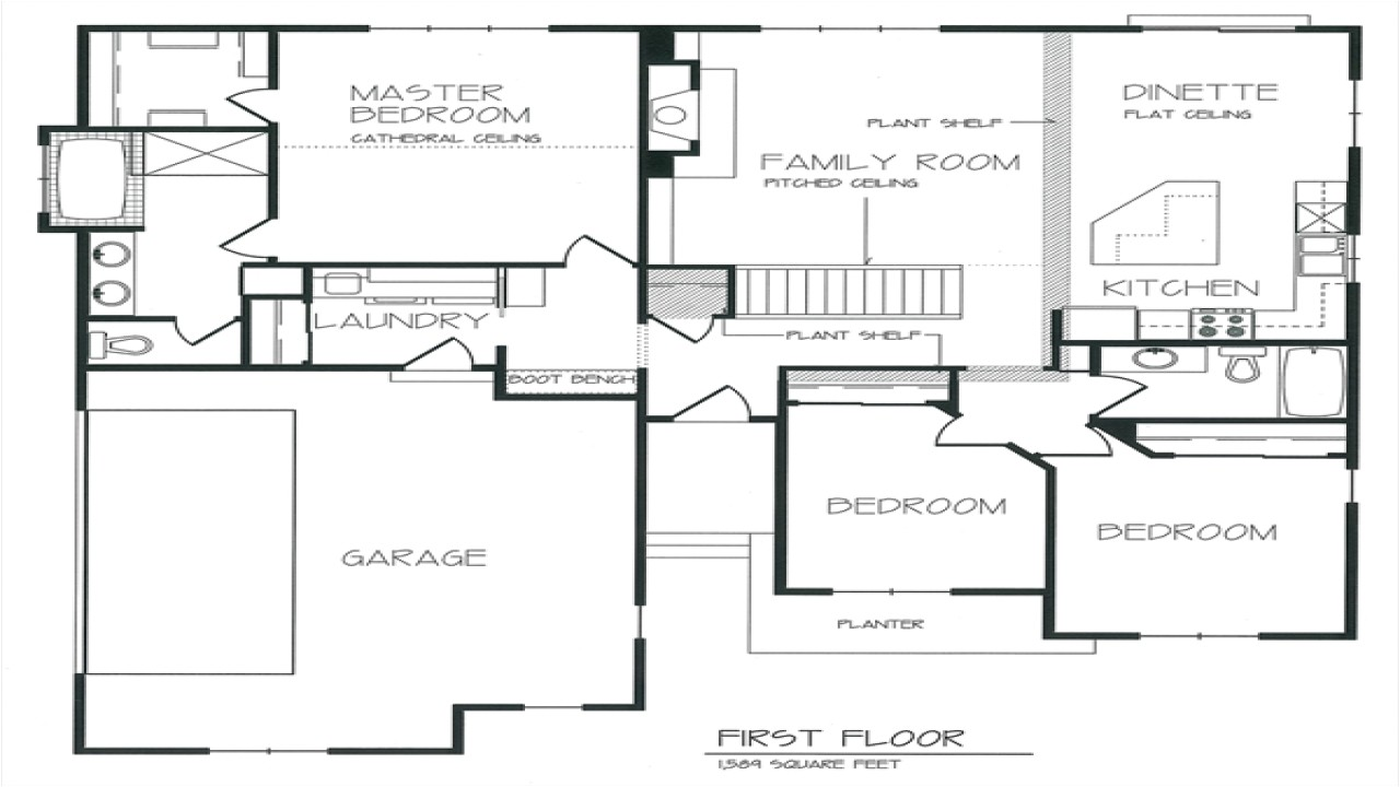 c357ae7bac145037 open floor plans small home new home floor plans