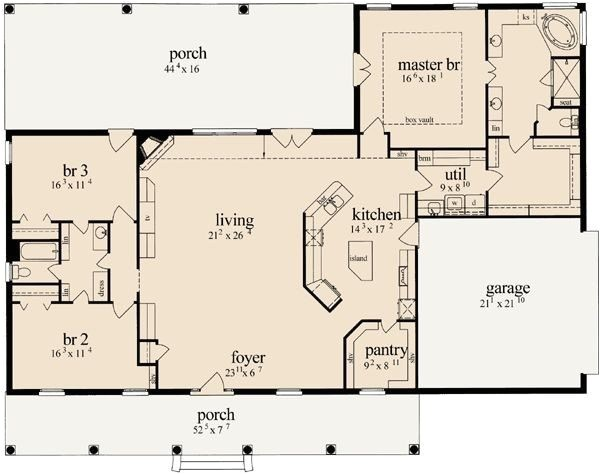 New Home Open Floor Plans Simple Open Floor Plan Homes Awesome Best 25 Open Floor