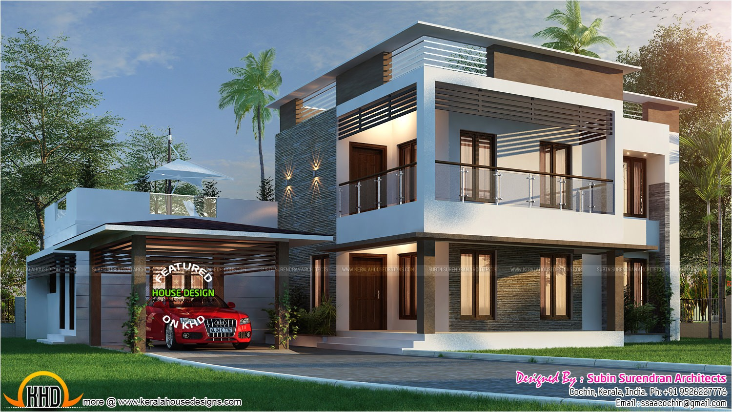 New Home Plans Kerala New House Plans In Kerala 2017