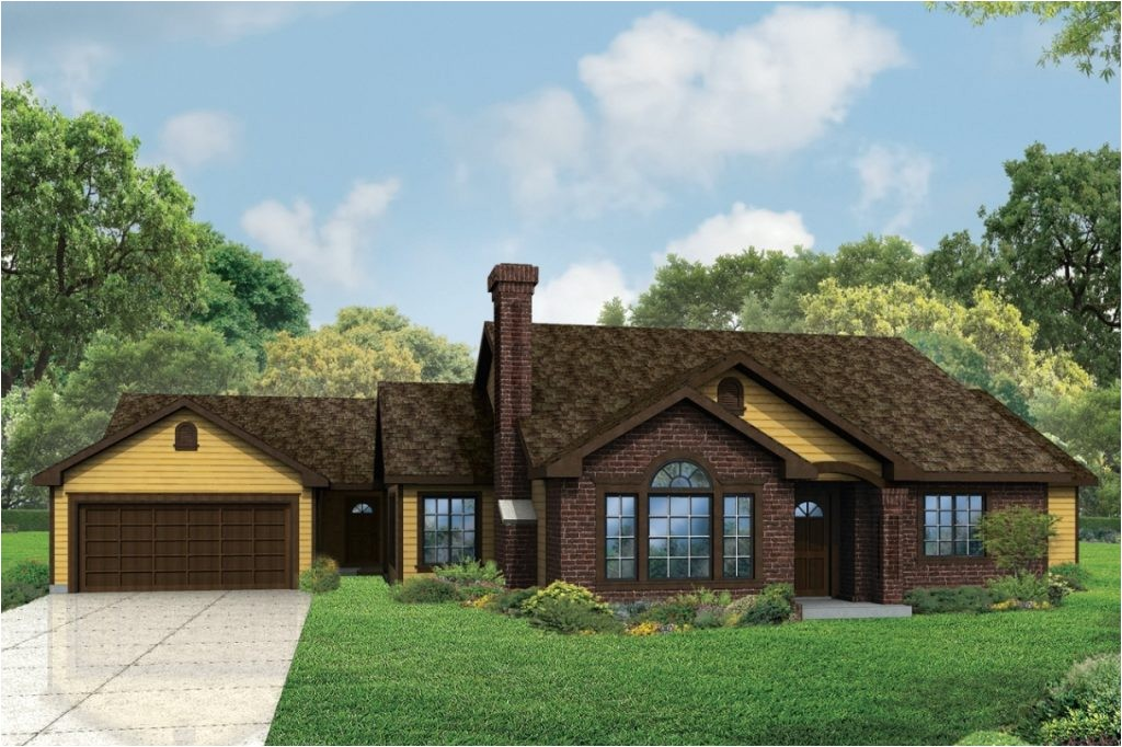 1000 images about ranch style home plans on pinterest regarding new new home plans ranch style