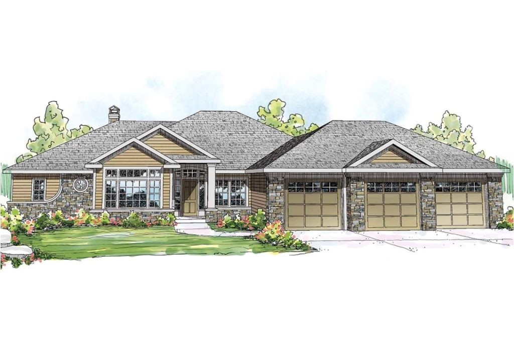 ranch house plans meadow lake 30 767 associated designs throughout new home plans ranch style