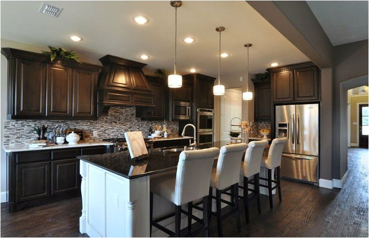 pulte home builders model homes