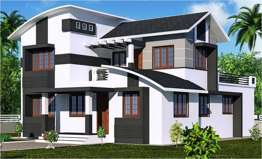 New Home Plans with Photos New Style Home Plans In Kerala