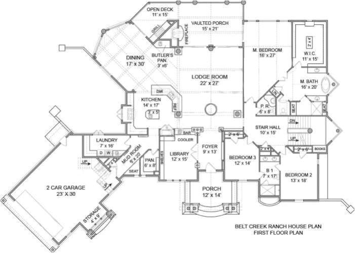 custom ranch house plans new 17 best house building floor plans images on pinterest