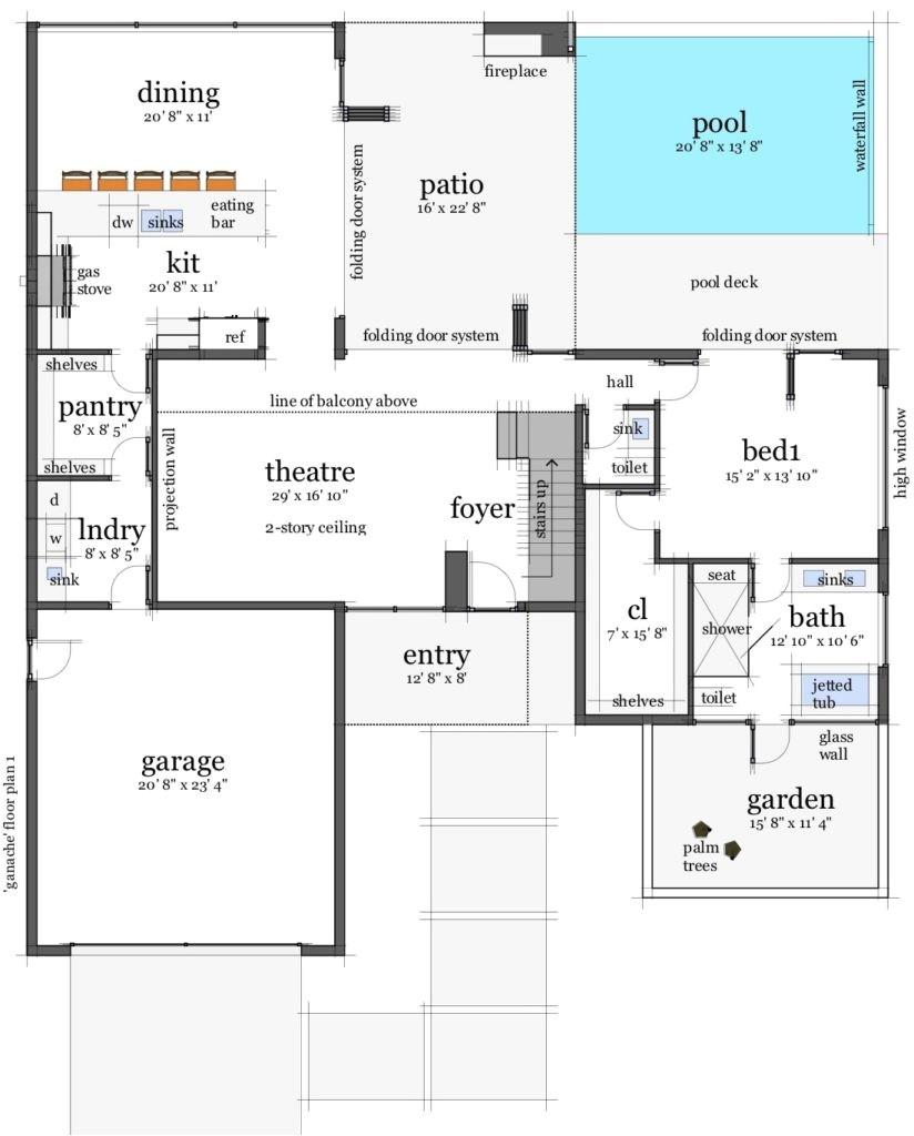 New Home Styles Floor Plan Modern Home Floor Plans Houses Flooring Picture Ideas