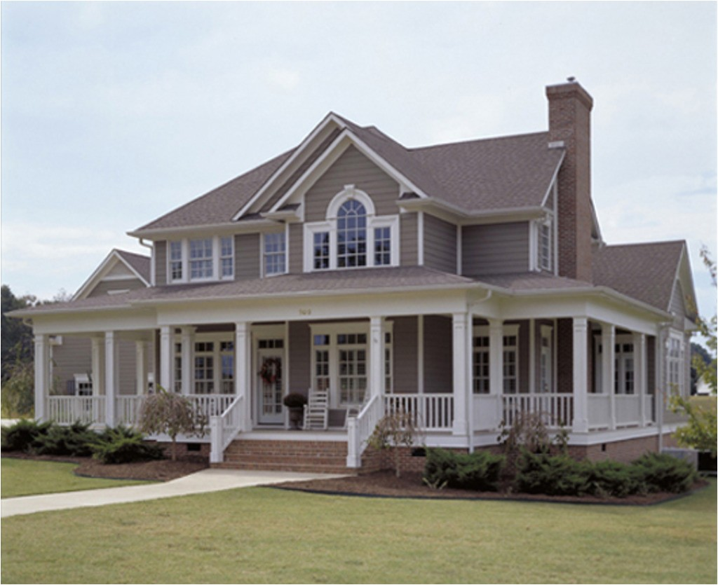 New House Plans with Wrap Around Porches Country Style House Plan 3 Beds 3 Baths 2112 Sq Ft Plan